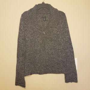 Calvin Klein sweater cardigan